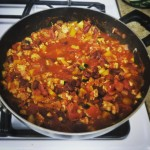 May 2018 – Turkey Veggie Chili