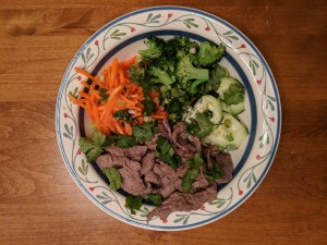 May 2019 – Beef Bulgogi Bowls