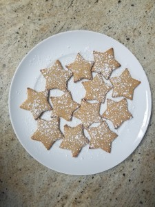June 2019 – Whole Wheat Tea Cookies