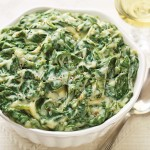 January 2020 — Cauli-Creamed Spinach