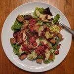 May 2020 — BLTA Salad