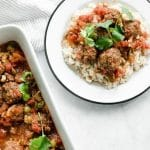 September 2020 — Moroccan Meatballs